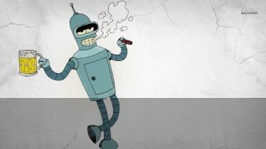 Компилация от смешни падания на роботи