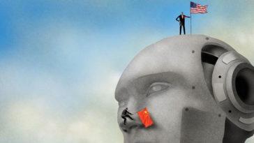 Китай е изпреварил Европа и догонва САЩ в разработването на Изкуствен Интелект