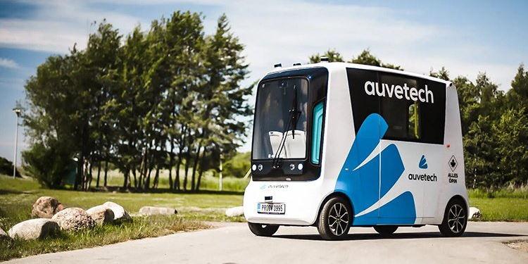 Безпилотни автомобили с водородни горивни клетки ще се появят по естонските пътища през юли