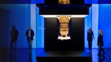 IBM показа най-производителния квантов компютър в Европа