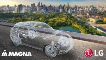 След провала си при смартфоните, LG залага много на компонентите за електрически автомобили