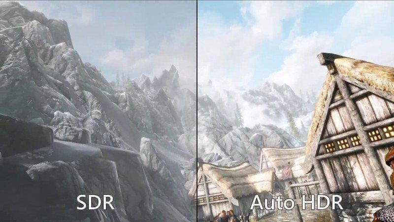 Auto HDR, функция в Xbox Series X / S, ще бъде част от Windows 11.
