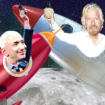 Ричард Брансън се готви да победи Джеф Безос в милиардерската битка за Космоса