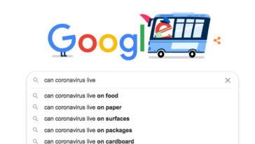 Google прави промени в модела на търсене