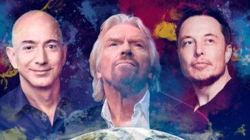 Илън Мъск си резервира билет за полетите на Virgin Galactic
