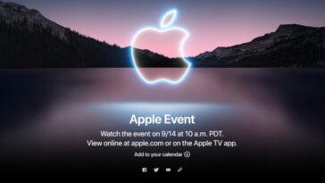 Ако сте пропуснали вчерашното шоу на Apple, ето го...