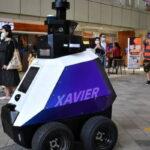 Роботи ще помагат на полицията в Сингапур