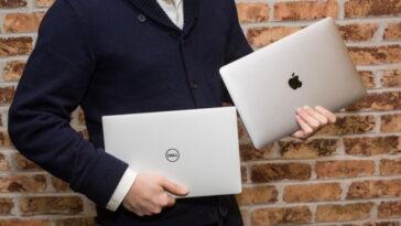 Dell и Apple отбелязват най-голям ръст спрямо същия период на миналата година - съответно 26.6% за Dell и 9.9% за Apple.
