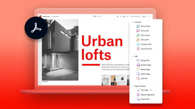 Adobe пусна разширение за Chrome, което позволява да редактирате PDF