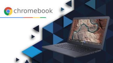 Продажбите на Chromebook лаптопи намаляват